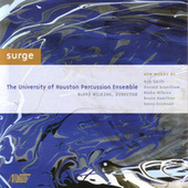 Play & Download Surge by University Of Houston Percussion Ensemble | Napster