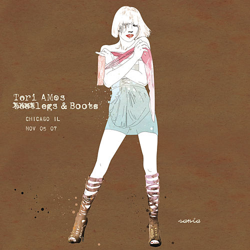Legs and Boots: Chicago, IL - November 5, 2007 by Tori Amos