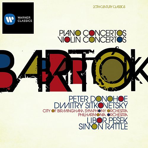 20th Century Classics: Bela Bartók by Various Artists