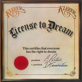 Play & Download License To Dream by Kleeer | Napster