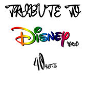 Tribute To Disney World 40 Hits by Various Artists