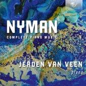 Nyman: Complete Piano Music by Jeroen van Veen