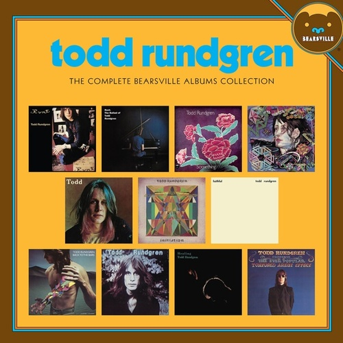 Play & Download The Complete Bearsville Album Collection by Todd Rundgren | Napster