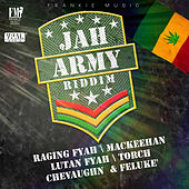 Jah Army Riddim by Various Artists
