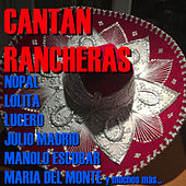 Play & Download Cantan Rancheras by Various Artists | Napster