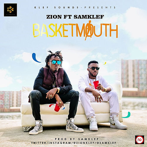 Play & Download Basketmouth by Zion | Napster