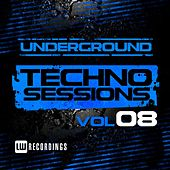 Underground Techno Sessions, Vol. 8 - EP by Various Artists