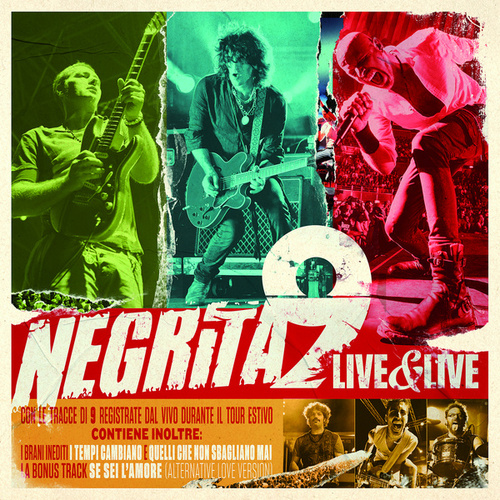 9 (Live & Live) di Negrita