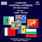 National Anthems, Volume 1 by Various Artists