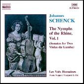 Play & Download Le Nymphe di Rheno Vol. 1 by Johannes Schenck | Napster