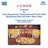 Play & Download Multiple Concerti by Johann Sebastian Bach | Napster