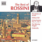 The Best of Rossini by Gioachino Rossini