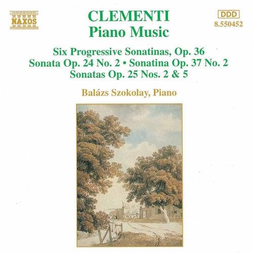 Piano Music by Muzio Clementi