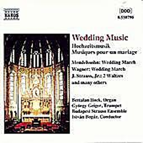Wedding Music (unpublished) by Various Artists