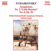 Play & Download Symphonies Nos. 2 and 4 by Pyotr Ilyich Tchaikovsky | Napster