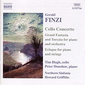 Cello Concerto by Gerald Finzi