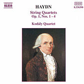Play & Download String Quartets Op. 1, Nos 1-4 (unpublished) by Franz Joseph Haydn | Napster