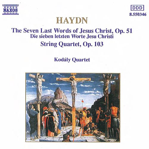 Play & Download String Quartets Op. 51 and Op. 103 (unpublished) by Franz Joseph Haydn | Napster
