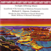 Play & Download Twilight Offering Music by University of Oklahoma Percussion Ensemble | Napster