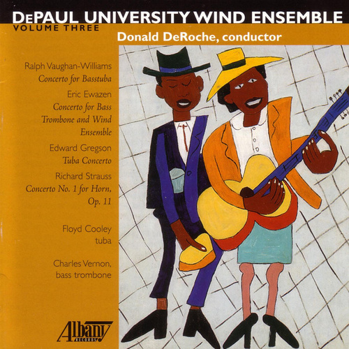 Play & Download Friends in Low Places by DePaul University Wind Ensemble | Napster