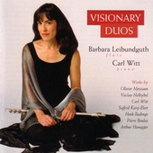 Play & Download Visionary Duos by Barbara Leibundguth | Napster