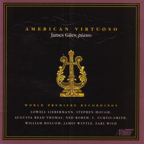 Play & Download American Virtuoso by James Giles | Napster
