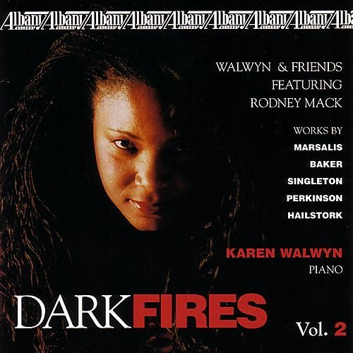 Dark Fires, Vol. 2 by Karen Walwyn