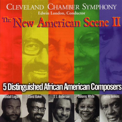 Cleveland Plays Music by African Americans by Cleveland Chamber Symphony