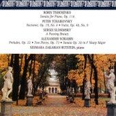Rutsein Plays Russian Piano Music by Sedmara Zakarian Rutstein