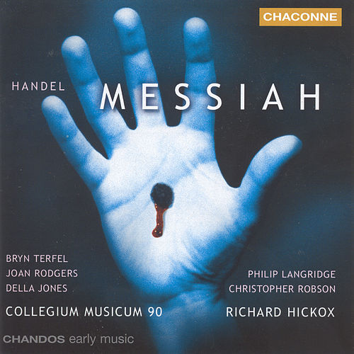 Play & Download HANDEL: Messiah by Bryn Terfel | Napster