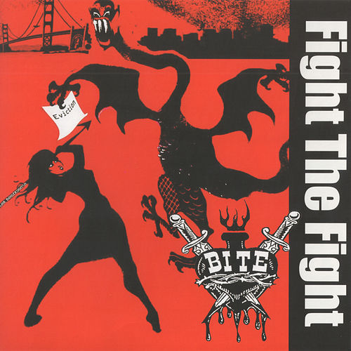 Play & Download Fight the Fight by Bite | Napster