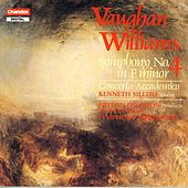 VAUGHAN WILLIAMS: Symphony No. 4 / Violin Concerto in D minor by Various Artists