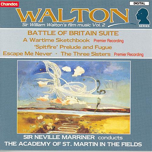 Play & Download WALTON: Film Music, Vol. 2 by Neville Marriner | Napster