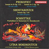 PROKOFIEV: Violin Sonata / SHOSTAKOVICH: Violin Sonata by Various Artists