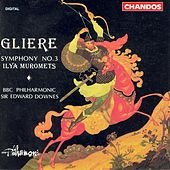 Play & Download GLIERE: Symphony No. 3 by Edward Downes | Napster