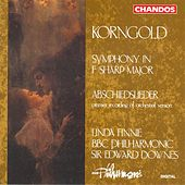 Play & Download KORNGOLD: Songs of Farewell / Symphony in F sharp major by Various Artists | Napster