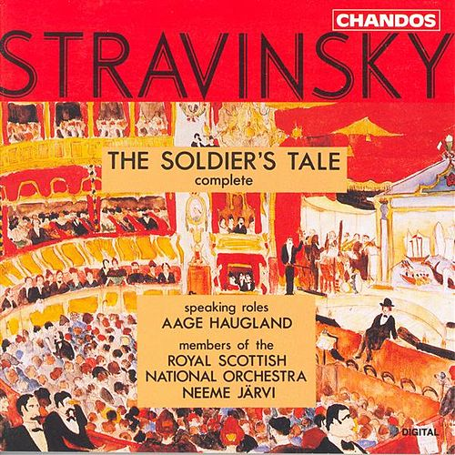 Play & Download STRAVINSKY: Histoire du Soldat by Aage Haugland | Napster