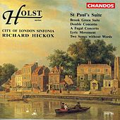 HOLST: Double Concerto for 2 Violins / 2 Songs without Words / Lyric Movement / Brook Green Suite by Various Artists