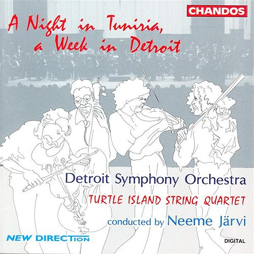 BALAKRISHNAN: Spider Dreams / BEAL: Interchange / GILLESPIE: A Night in Tunisia by Various Artists