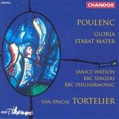 Play & Download POULENC: Gloria / Stabat Mater by Janice Watson | Napster