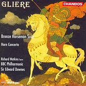 Play & Download GLIERE: Bronze Horseman Suite (The) / Horn Concerto by Various Artists | Napster
