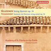 Play & Download TCHAIKOVSKY: Souvenir de Florence / GLAZUNOV: String Quintet, Op. 39 by Academy Of St. Martin-In-The-Fields Chamber Ensemble | Napster