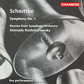 Play & Download SCHNITTKE: Symphony No. 1 by Alexei Lubimov | Napster