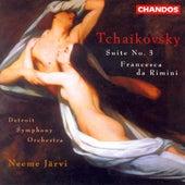 TCHAIKOVSKY: Suite No. 3 / Francesca da Rimini by Various Artists