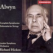 ALWYN: Symphonies (Complete) / Sinfonietta for Strings by Various Artists