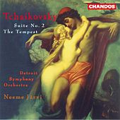 TCHAIKOVSKY: Suite No. 2 / The Tempest by Neeme Jarvi