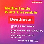 BEETHOVEN: Octet / Piano Quintet / Symphony No. 7 (arr. for wind ensemble) by Various Artists