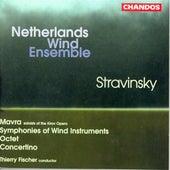 STRAVINSKY: Mavra / Concertino / Symphonies of Wind Instruments / Octet by Various Artists