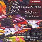 Play & Download SZYMANOWSKI: Violin Concertos Nos. 1 and 2 / Concert Overture by Various Artists | Napster
