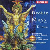 Play & Download DVORAK: Mass in D major / Te Deum by Various Artists | Napster